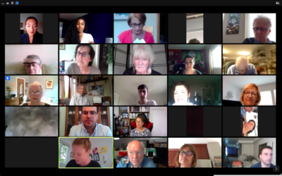 Join our Virtual AGM!